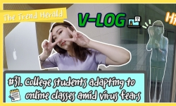 College students in Korea adapting to online classes amid virus fears