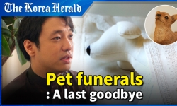 Pet funeral: Offering farewell to companion animals in Korea