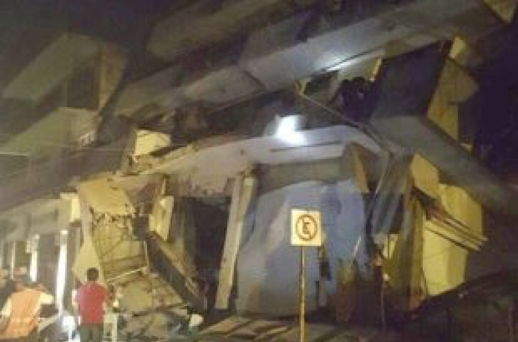 [Newsmaker] At least 5 dead as magnitude 8.2 quake rocks Mexico