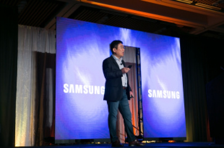 Samsung heralds era of super storage solutions with V-NAND chips