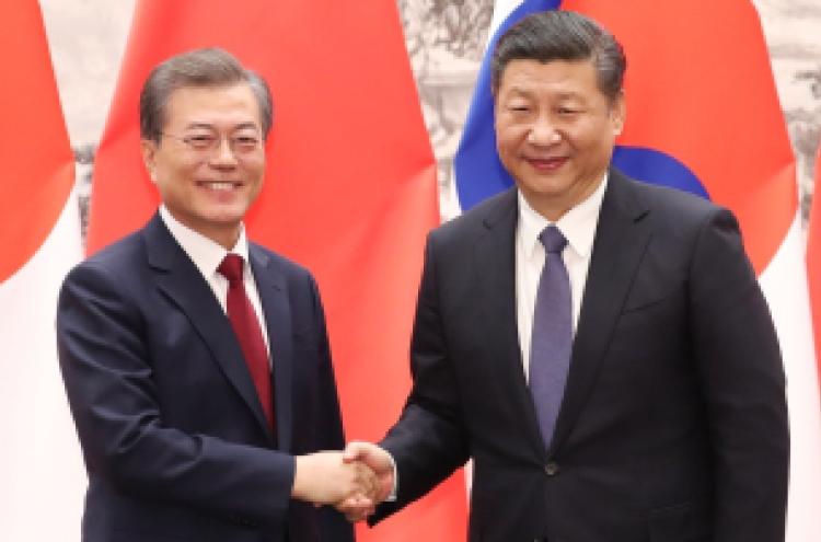 Hopes for better Seoul-Beijing ties, but challenges linger