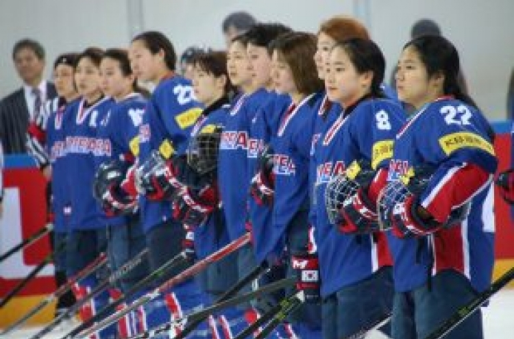 Agreement on joint Olympic hockey team unprecedented feat for Koreas