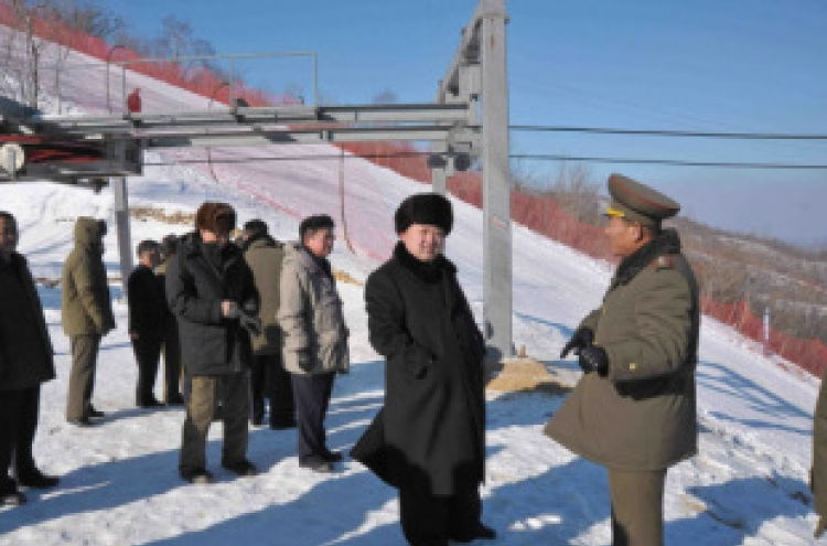 NK sanctions a big hurdle in Pyongyang's participation at Olympics