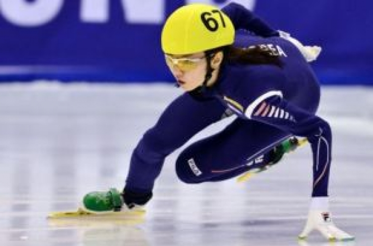 Short track star Shim Suk-hee allegedly assaulted by coach