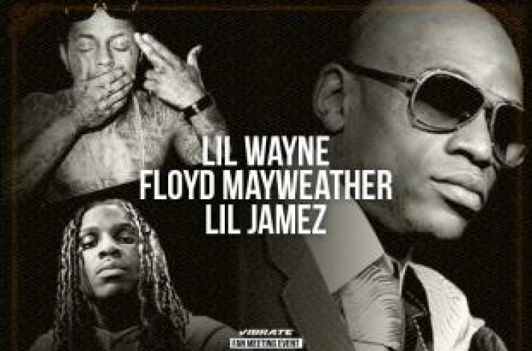 Mayweather, Lil Wayne cancel visit to Korea