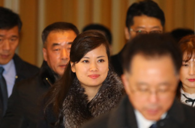 N. Korean delegation inspects venues in S. Korea