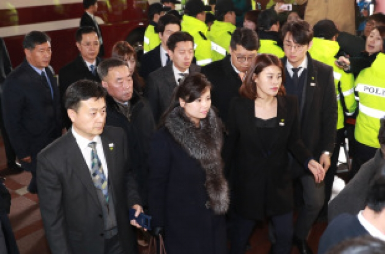 Seoul faces criticism over handling of NK delegation visit