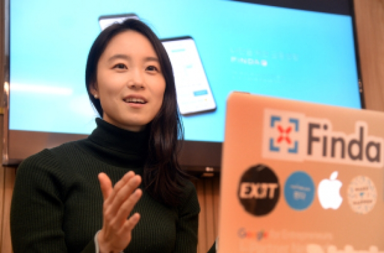 [Herald Interview] Finda envisions online financial marketplace