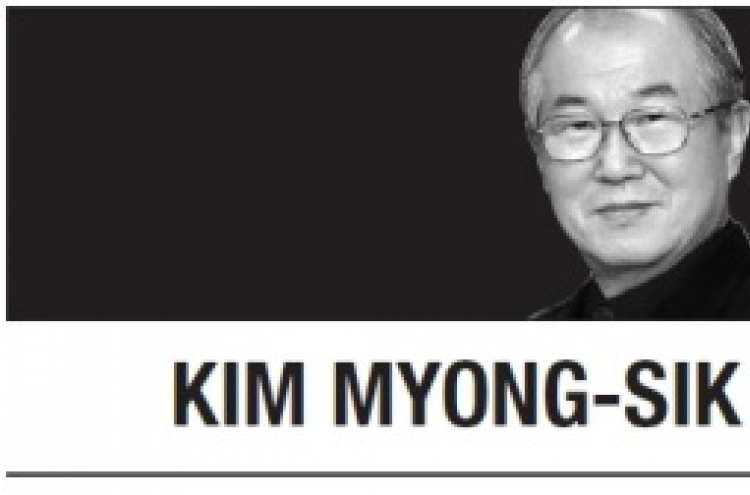 [Kim Myong-sik] Warning: MeToo movement here may turn political