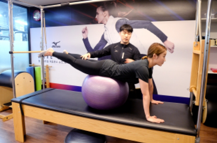 [Weekender] Crushing stereotypes, Pilates not 'for girls only'