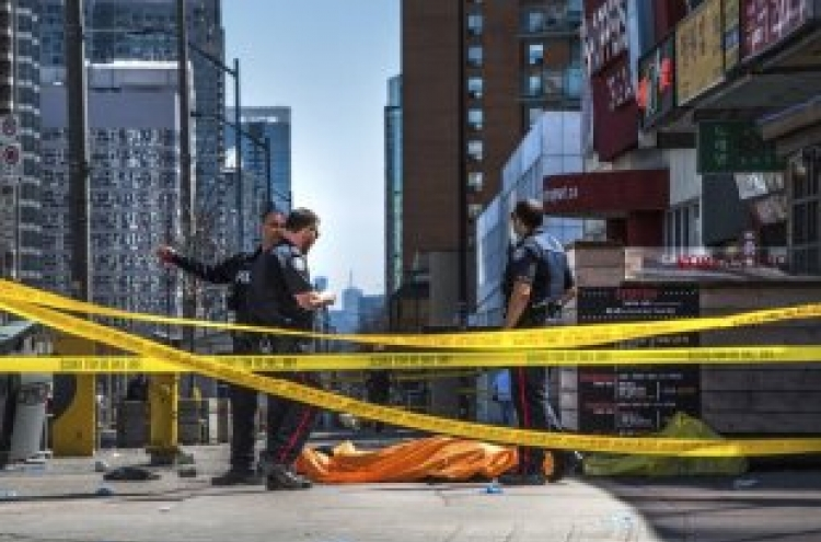 2 S. Koreans killed in Toronto van attack