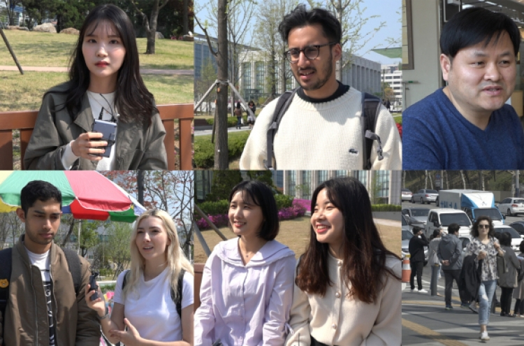 (Video) What do people in Korea think about Moon-Kim summit?