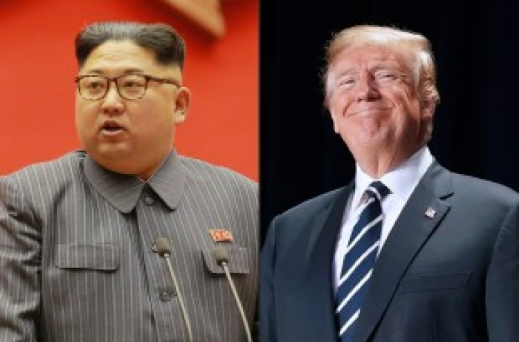 Trump backs Panmunjeom as possible US-NK summit venue