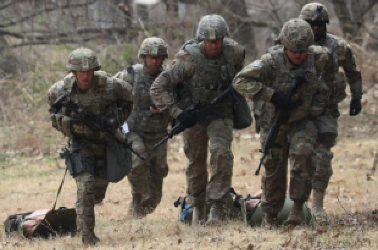 Seoul dismisses possible reduction of US troops in S. Korea