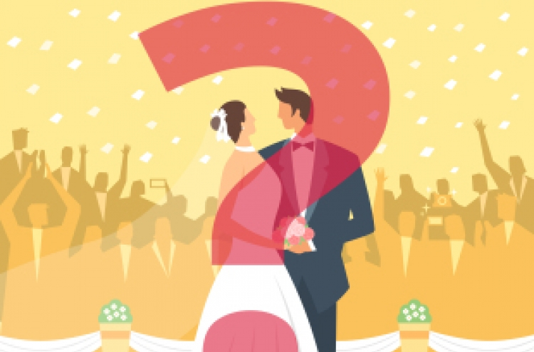 [Feature] Why young Koreans refuse to marry
