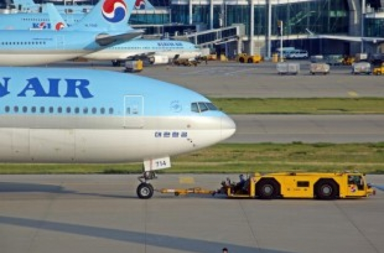 [Exclusive] Korean Air subsidiary workers complain of toxic fumes