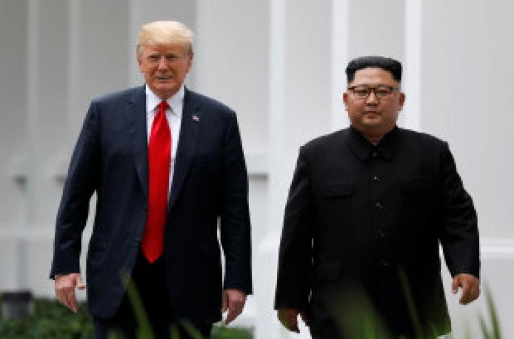 [US-NK Summit] Nuclear risk-taker Trump gambles all in talks with Kim