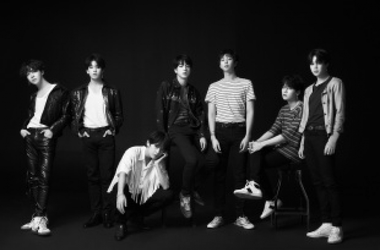 BTS makes it back to Time's 'most influential online' list