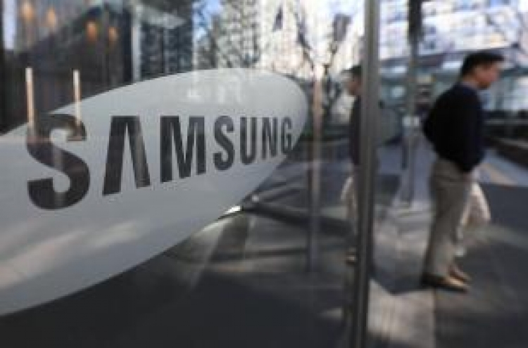 Samsung growth slows as smartphone sales fall