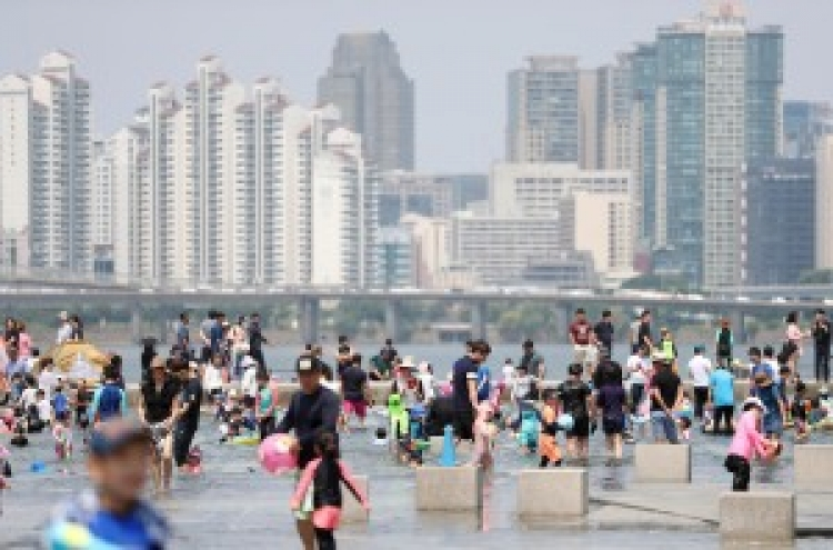 Korean workers use less than W600,000 for vacation