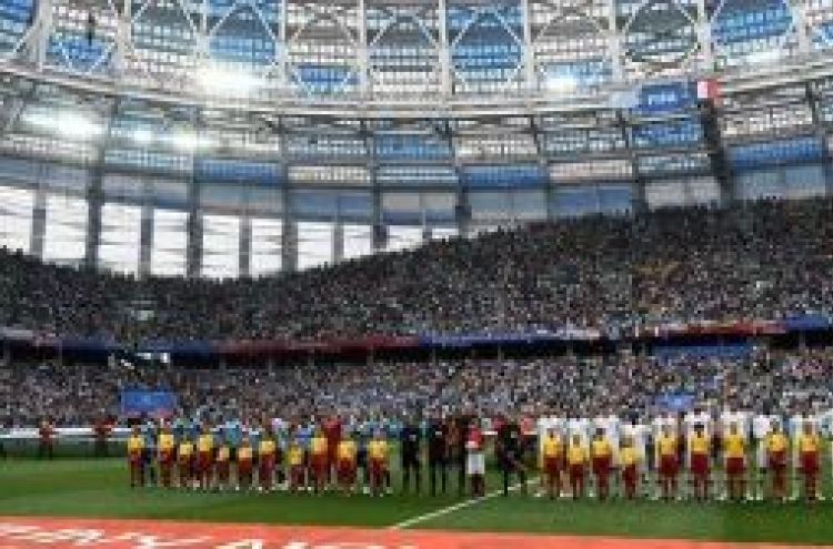 [World Cup] As World Cup ends, Russia's stadiums face uncertain future