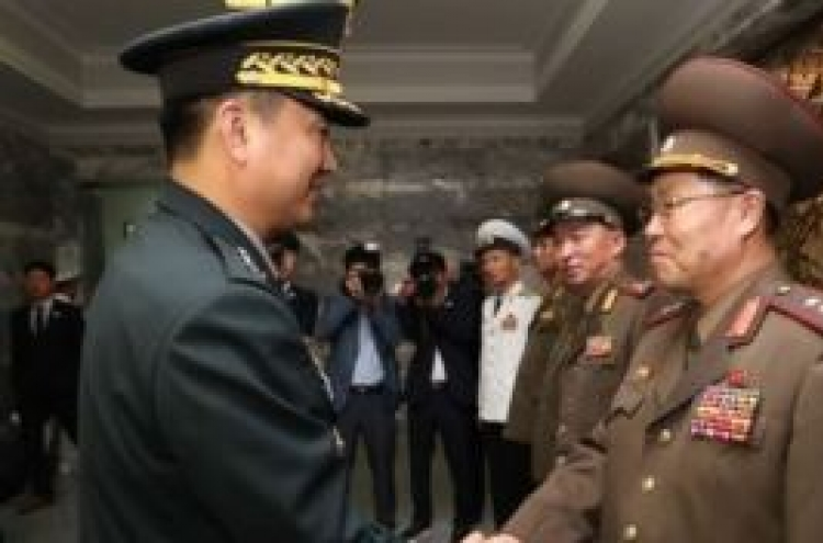 Two Koreas to hold general-level military talks this week