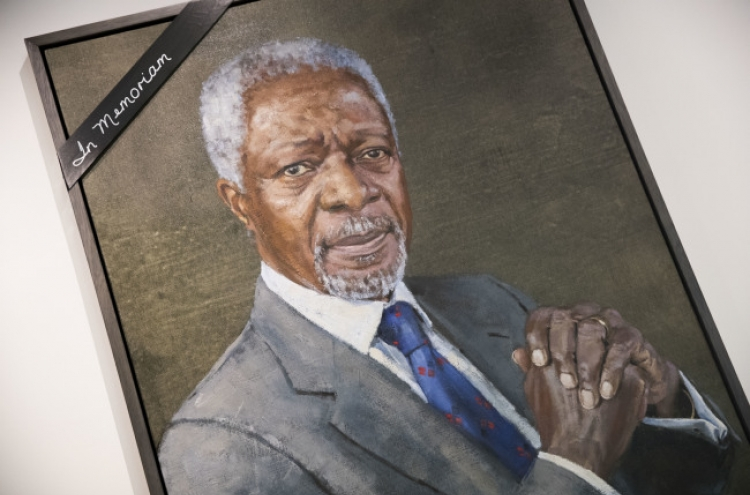 Annan's legacy of fighting for equality and rights lives on