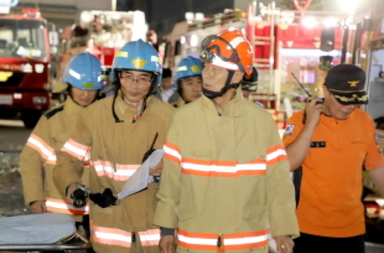 9 workers killed, 4 injured in electronics factory fire