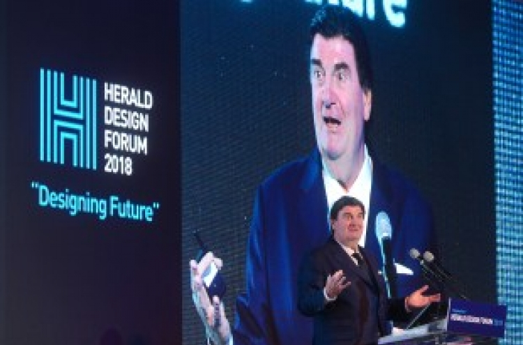 [Herald Design Forum 2018] Simplicity is 'interpretation' of complexity: Red Dot Founder