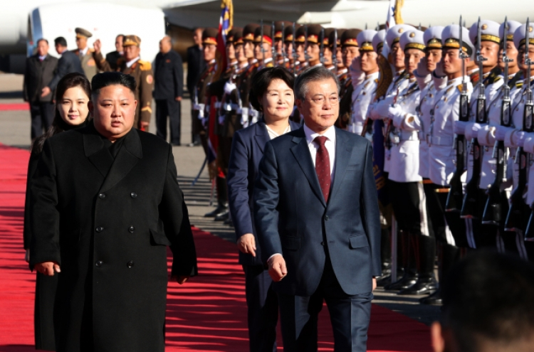 Summit puts NK denuclearization back on track