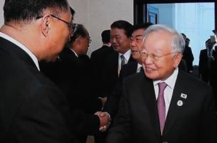 Kim Jong-un to visit Seoul in December: CJ chairman