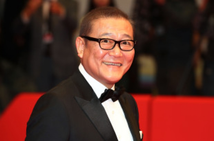 Japanese actor criticizes use of controversial flag