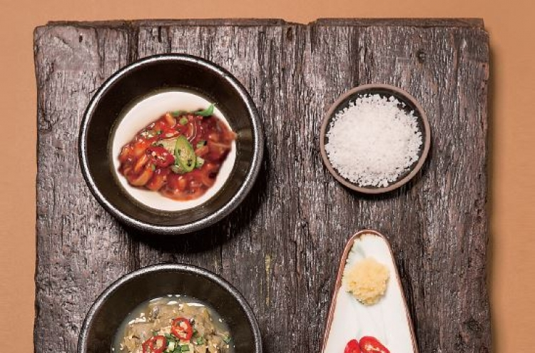 Artistry of fermented seafood