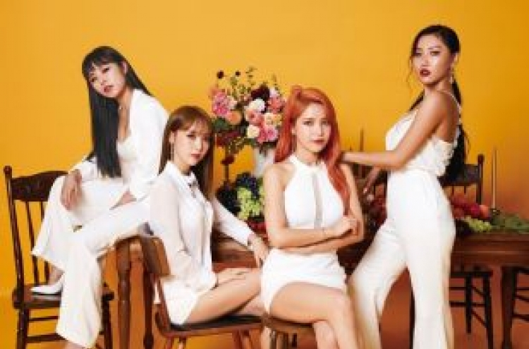 Mamamoo fans to boycott December concert