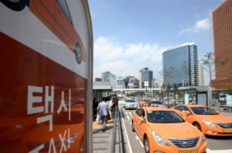Seoul to crack down on taxis that refuse passengers, starting Nov. 15