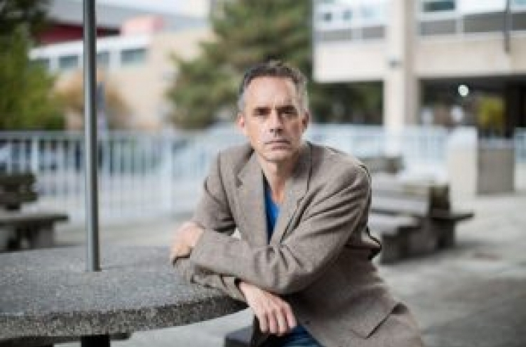 Jordan Peterson's book becomes a best-seller in Korea