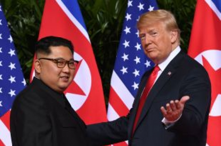 US can lift NK sanctions after denuclearization: State Department