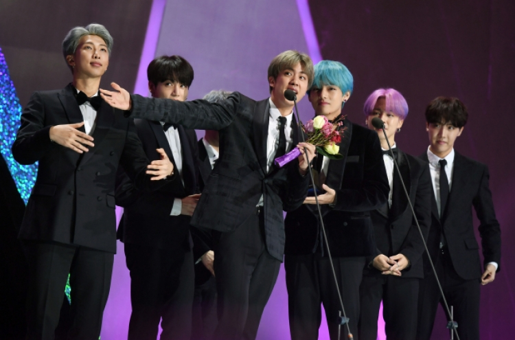 BTS album ranked on Billboard chart for 20th consecutive week
