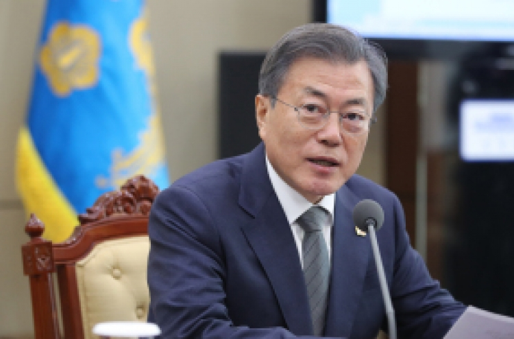 Moon accuses Gwangju Uprising deniers of undermining foundations of Korea