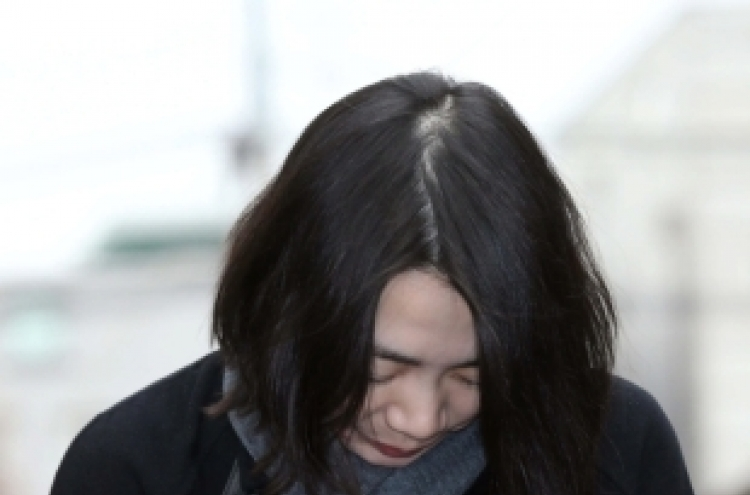 Video shows  Korean Air 'nut rage' heiress assaulting husband