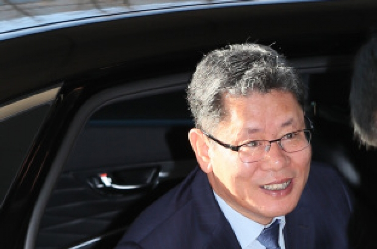 Kim Yeon-chul tapped as new unification minister