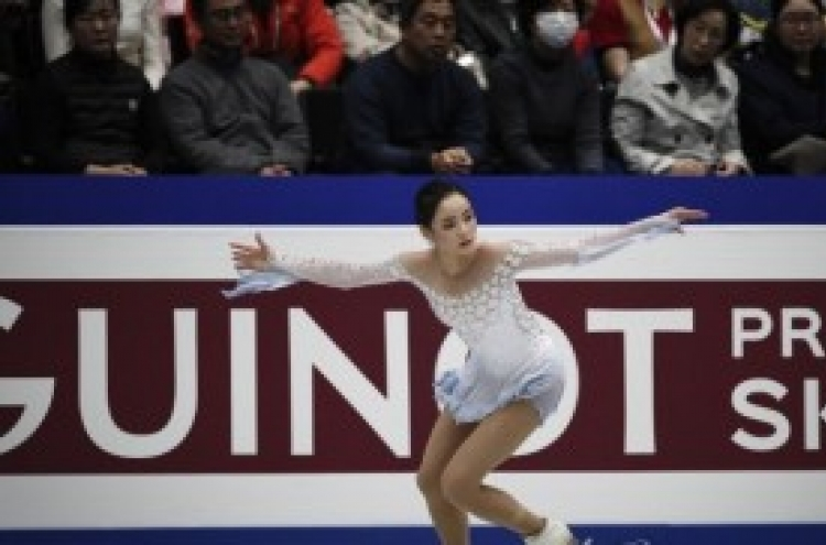 [Newsmaker] US apologizes to S. Korean figure skater after controversial incident