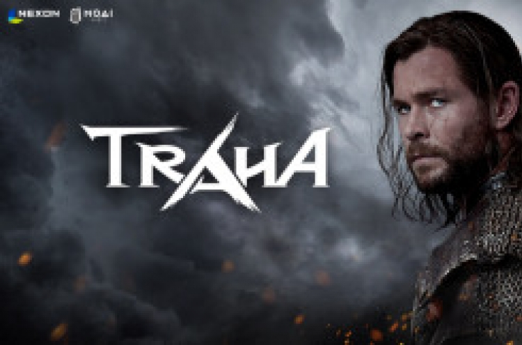 Downloads begin in Korea for Nexon's high-end mobile RPG 'Traha'