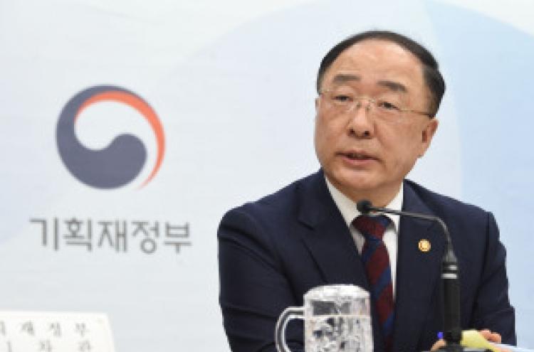 S. Korea draws up W6.7tr budget bill to curb fine dust, boost economy