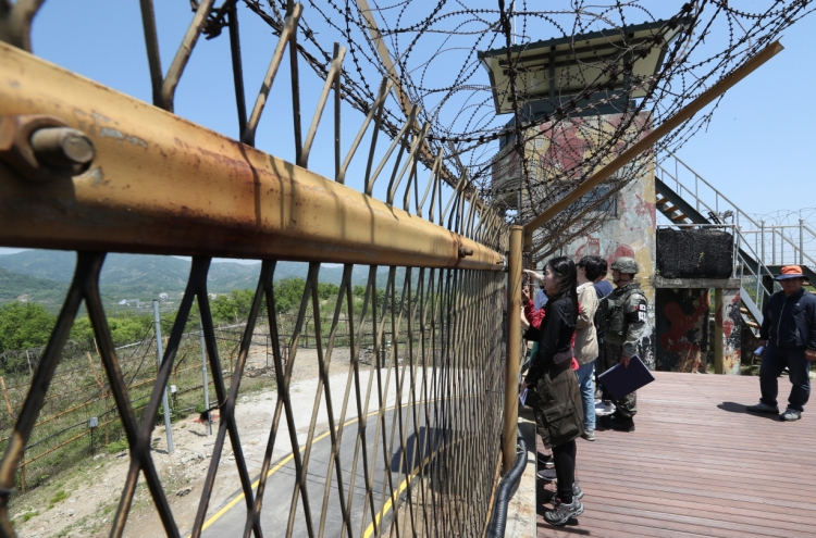 An eerie reminder of precarious peace at DMZ Peace Trail