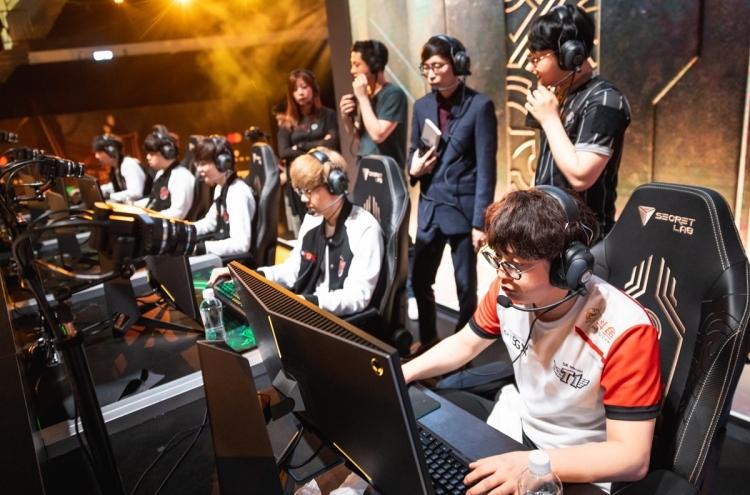 Korean firms slam WHO's listing of game disorder