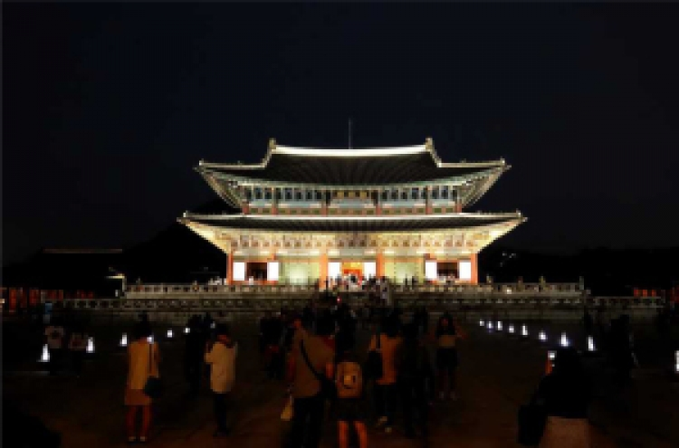 [Weekender] Palaces, fortress and historic sites at night