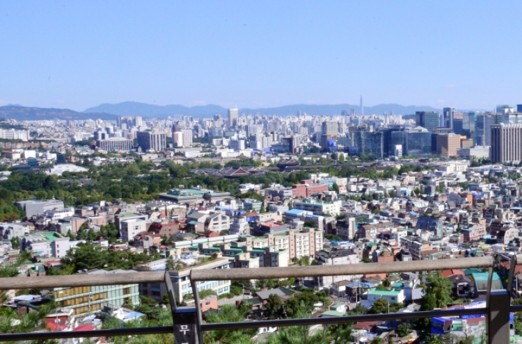 Peaceful Buam-dong rises as hip place