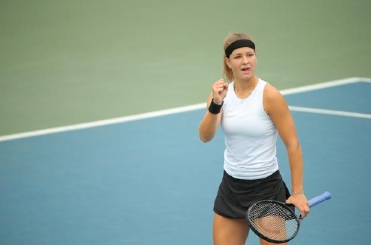 Wimbledon quarterfinalist Muchova wins Korea Open