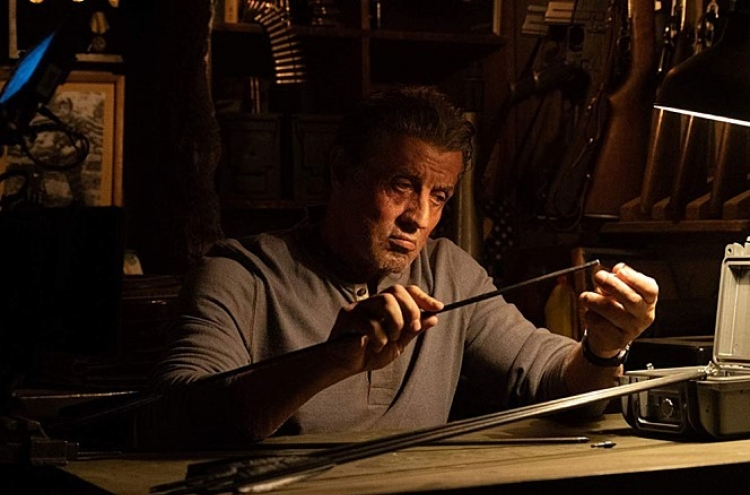 [Herald Review] 'Rambo' series wheezes to an exhausted end in 'Last Blood'